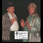 CDL as Archie & Edith Bunker