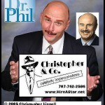 CDL as Dr Phil