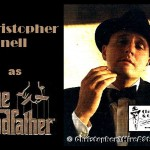 CDL as Godfather don Vito Corleone