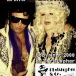 CDL as Elvis Presley with Dolly Parton