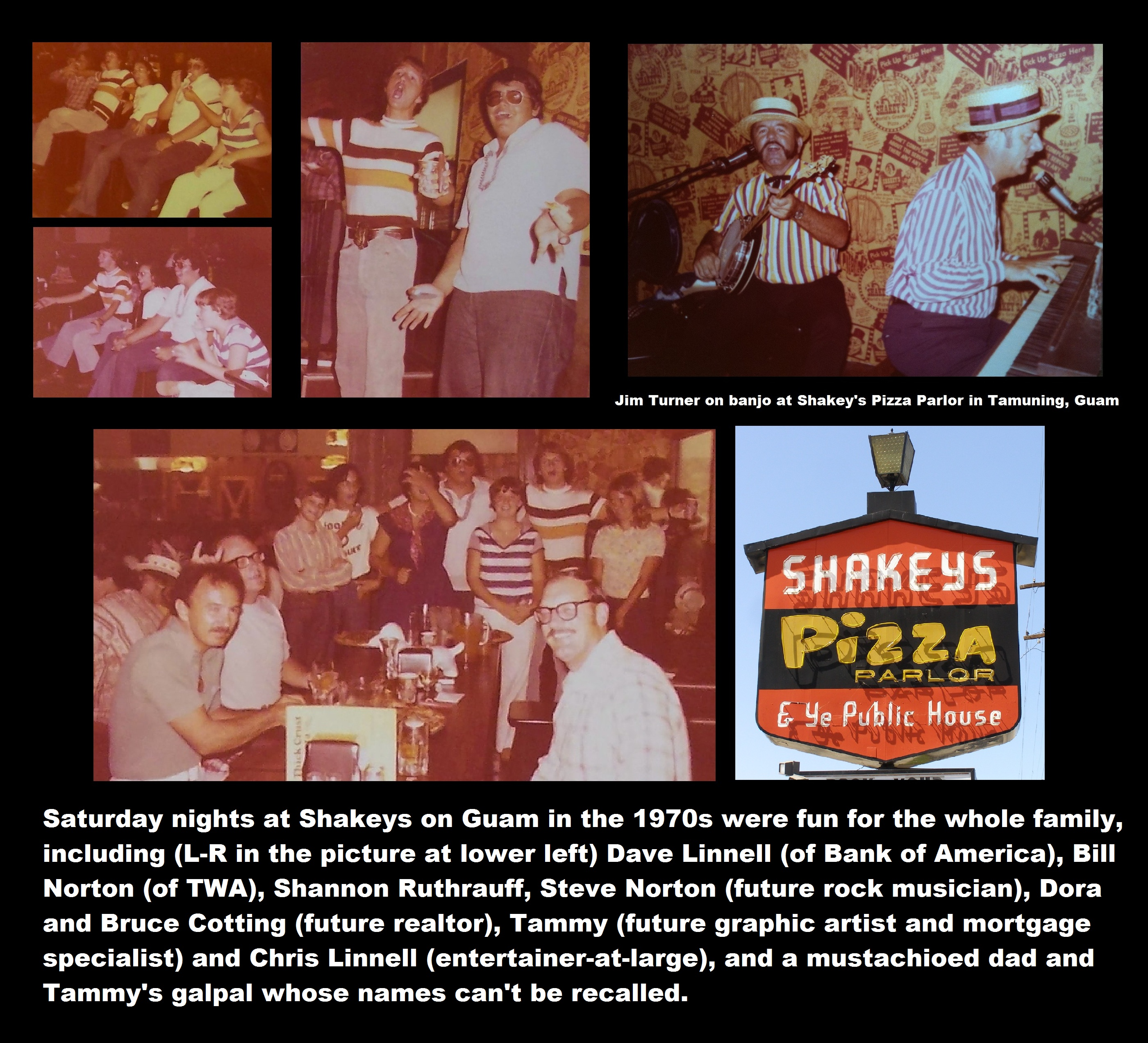 1970s-Shakey's Pizza Sing-A-Long Night